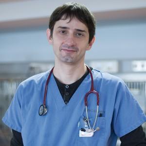 Dr. François Serres (DVM)
